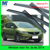 Window Shield Sun Visor Vent Wind Rain for Hodna Jade 2014