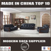 1+2+3 Leather Sofa with Tight Back