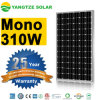 Famous Canadian 300W 310W Mono Solar Panel