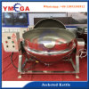 Candy Heating Jacketed Cooker Interlayer Boiler Pressured Steam Jacketed Kettle
