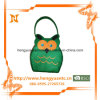 Owl Pattern Cotton Cloth Carrying Bag Wholesale