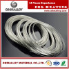 Diameter 0.02-10mm Ni80chrome20 Alloy Nicr80/20 Wire for Thermostat