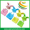 Nylon Foldable Lovely Rabbit Shaped Foldable Shopping Bag