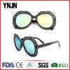Ynjn Women New Stylish Colorful Black Sunglasses (YJ-25344)
