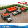 Wicker Outdoor Patio Sofa From Factory