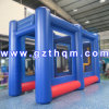 Inflatable Rugby Field Goal for Football Sports Challenge Game