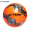 Official Size 5 4 3 Custom Print Drill Soccer Ball