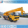 2016 Hot Selling Construction Dump Mini Mobile Truck with Crane for Sale