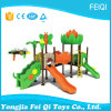 New Design Supplier Castle Playground Air to Slide Nature Series (FQ-YQ04002)