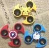 Fidget Spinner Toys Carton Colorful Hand Spinner Finger Spinner for Kids