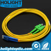 Sca to LC Duplex Singlemode Fiber Optic Patchcord