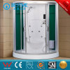 Family Using Hot Sale Acrylic Wet Steam Room (BZ-5028)