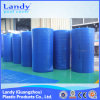UV Resistant Plastic Pool Cover, Convenient and Durable