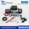 4*4 Steel Rope Winch Electric Winch (8000LB-2)
