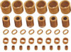 Oil Impregnated Sintered Brass Bushing