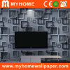 Building Material PVC Bedroom 3D Wallpaper