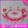 2016 Wholesale Wooden Toy Drum Set for Kids, New Design Wooden Toy Drum Set for Kids, Best Wooden Toy Drum Set for Kids W07A108