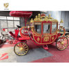China Manufacture Electrictravel Horse Carriage 6 Seat Classic Car for Sale