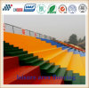 Indoor and Outdoor Oderless and Non-Toxic Light-Load Flooring System
