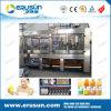 Fruit Juice 600ml HDPE Bottle Hot Filling Machine