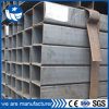 38*38mm Black Furniture Carbon Welded Square Tube