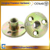 Steel Zinc Plated T Nuts with Holes