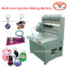 Popular Automatic PVC Keychains Plastic Dripping Machine
