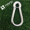 Stainless Steel AISI316/304 Spring Snap Hook with Eyelet