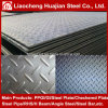 Iron Carbon Ms Steel Checker Plate in Sizes