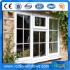 China Factory UPVC/PVC Window Fron Rocky
