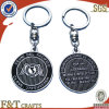 Custom High Quality Engrave Logo Keychain