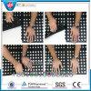 Drainage Rubber Flooring Mats, Anti-Slip Trailer Floor Mat, Workshop Mattress