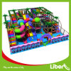 Jungle Theme Kids Indoor Soft Play with S Tube Slide