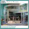 Rk Aluminium Round Shape Truss Hot Sale