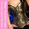 2014 Newest Lady Sexy Lingerie Corset