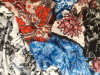 African Priented Fabric