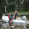Liya 3.8m FRP Dinghy Inflatable Rib Boat Yacht for Sale