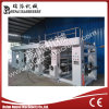 High Speed 6 Color Rotogravure Printing Press