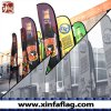 Customized Design Feather Flag/Teardrop Flag/Wind Flag