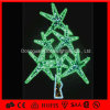 New Style Christmas Tree Shape Rope Motif Light