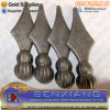 Cast Steel Spearhead Iron Spears Gate Tops Wrought Iron Spearhead