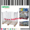 Wire Mesh Pallet for Storage