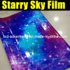 Unique Star Sky Vinyl for Car Wrap