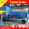 Portable Chromite Washing Plant Rotary Trommel Screen
