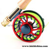 Wholesale CNC Colorful Fly Fsihing Reel