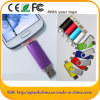Plastic Swivel Mobile USB Flash Drive USB Pen Drive for Mobile Phone