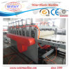 Sjsz-80/156 Twin Screw WPC Plastic Sheet\ Board\ Plate Extrusion Machine