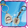 Metal Trolley Coin Key Chain (E-TC006)