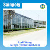 Easilly Installed Glass Greenhouse for Plants