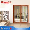 Foshan Modern Design Hanging Door with Aluminium Frame